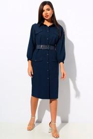 Модель 1144 темно-синий МиА Мода