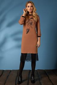 Модель 629 коричневый Niv Niv Fashion