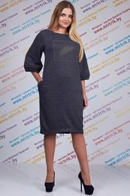 Модель 389 темно-синий SVT-fashion