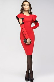 Модель 1115 красные тона Arita Style-Denissa