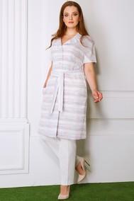 2354 розово-бирюзовый Мода-Юрс