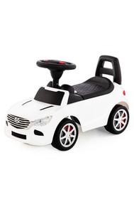 Каталка-автомобиль SuperCar №4 со звуковым сигналом