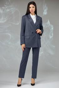 Модель 595 темно синяя елочка Angelina & Company