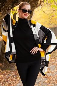 Модель 1095 желтый+белый+черный Diva
