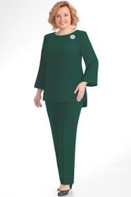Модель 12-486 темная зелень Elga