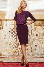 Модель 3322 фиолетовый Lady Secret