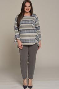 Модель 1638 Сине-серый Lady Style Classic