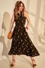 Модель 4581 жирафы Golden Valley