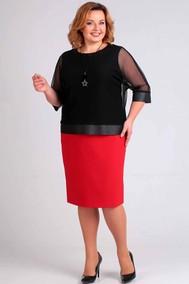 Модель 156 черный+красный Swallow