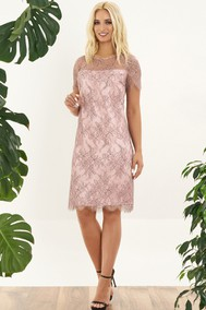 Модель 3587 розовый Bazalini