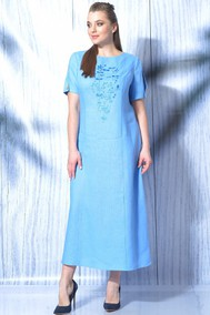 Модель 419-012 голубой Mali
