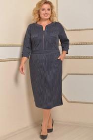 Модель 1652 Темно-синий Lady Style Classic