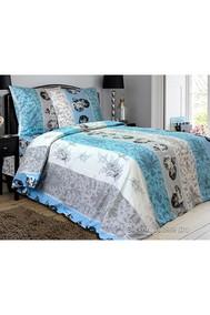 Модель 4124.396901 Эксклюзив серо-голубой Блакiт