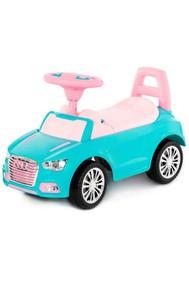 Каталка-автомобиль SuperCar №2 со звуковым сигналом