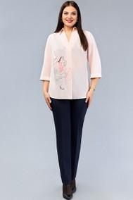 Модель 4589 розовый Emilia