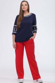 Модель 724 синий+красный Mali