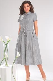 Модель 2333 серые полоски Мода-Юрс