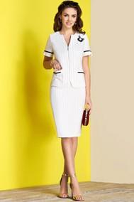 Модель 3424 белый Lissana