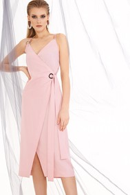 Модель 0220 розовый  DiLiaFashion