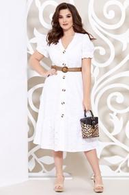Модель 4958 белый Mira Fashion