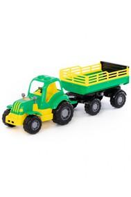 44969 Силач, трактор с прицепом №2