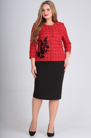Модель 697 красно-черный Anastasia MAK