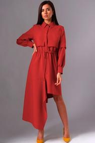 Модель 1137-3 красный МиА Мода