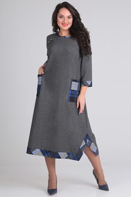 Модель 00113 серый Andrea Style