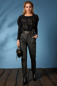 Модель 621 черный Niv Niv Fashion