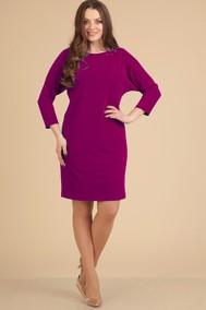 Модель 0762 бордовый Viola Style