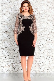 Модель 4361-3 черный Mira Fashion