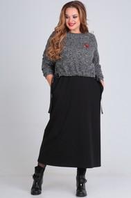 Модель 00247 серо-черный Andrea Style
