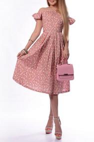 Модель ny1290-2 оранжевый, розовый La Cafe by P.Ch.
