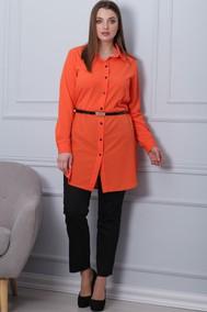 Модель 590 оранжевый, чёрный Michel Chic