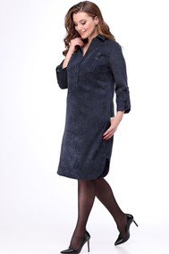Модель 319-2 темно-синий Talia fashion