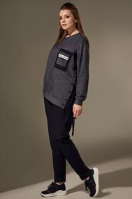 Модель 00302 серый Andrea Style