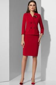 Модель 2905 красный мак Lissana