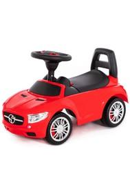 Каталка-автомобиль SuperCar №1 со звуковым сигналом
