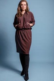 Модель 11119-2 коричневые тона S. Malich for woman