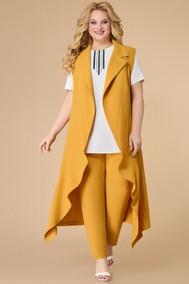 Модель 1570 горчица+белый Svetlana Style