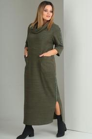 Модель 0797 зеленый Viola Style