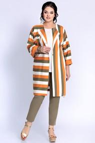 Модель 1779 хаки+оранжевый Джерси