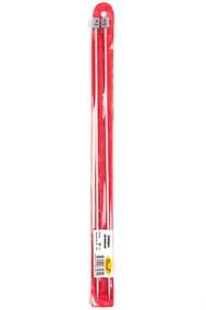 Спицы для вязания прямые ТЕФЛОН