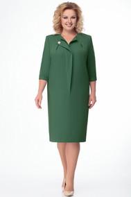 Модель 646 зеленый Кокетка и К