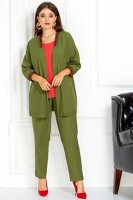 Модель 460.2 зеленый Anastasia