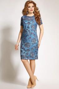 Модель 4255 голубой Mira Fashion