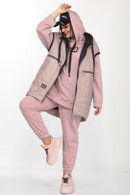 Модель 4002 розовый+бежево-розовый Lady Secret