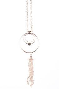 Модель Подвеска 10716-1 золотой Fashion Jewelry