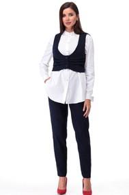 Модель 334 синий Talia fashion