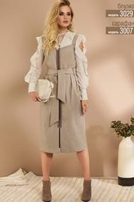 Модель 3029 молочный Niv Niv Fashion